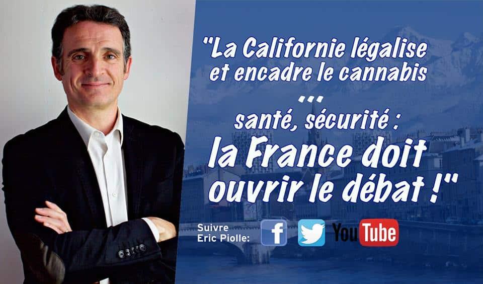 L'image que le maire de Grenoble appelle à partager sur Facebook. © Éric Piolle