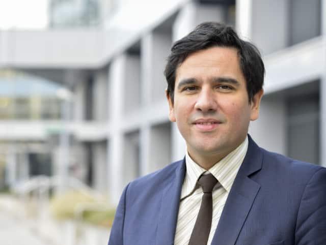 Le président de l'Autorité des communications Sébastien Soriano annonce des tests de 5G dans neuf métropoles de France en 2018, dont Grenoble.Sébastien Soriano, président de l'Autorité de Régulation des Communications Électroniques et des Postes (Acerp). DR