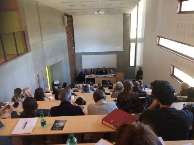 Conférence sur le mal logement des exilés à Sciences Po Grenoble