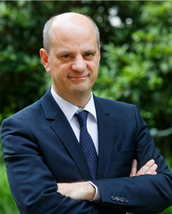 Jean-Michel Blanquer, ministre de l'Education nationale. DR