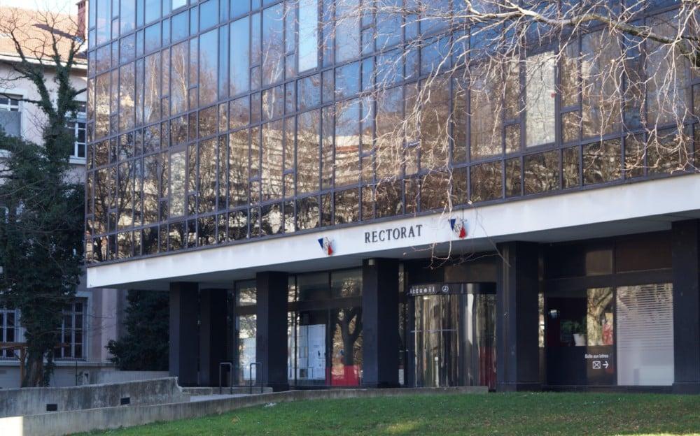 Le Rectorat de Grenoble. © Léa Raymond - Place Gre'net