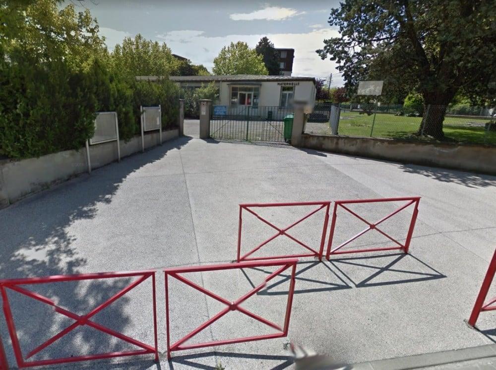 École maternelle Marguerite-Tavel de Fontaine. © Capture d'écran Google Maps