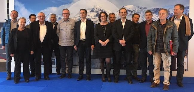 Onze nouvelles régies municipales ont rejoint GEG, et ont fait le choix de l'énergéticien grenoblois plutôt que d'Enedis.
