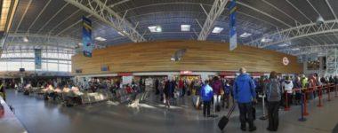 Pour la sixième année consécutive, les voyageurs de l'aéroport Grenoble Alpes Isère pourront déguster des spécialités de l'Isère ce samedi 17 mars 2018.