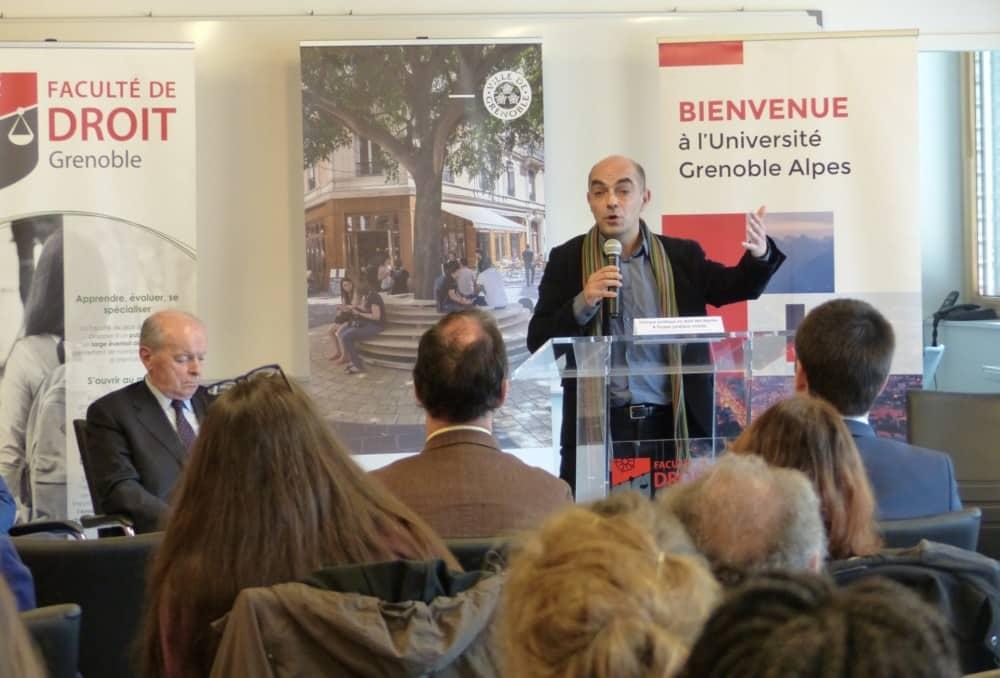 René Dutrey, secrétaire générale du Haut comité pour le logement des personnes défavorisées © Florent Mathieu - Place Gre'net