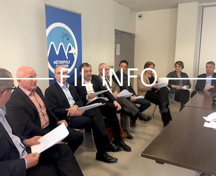 Pour les élus d'opposition Métropole d'avenir, le projet métropolitain est d'abord un projet politique piloté en sous-main par le maire de Grenoble.