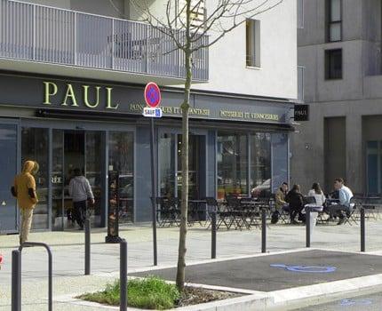 Boulangerie Paul sur le quartier Cambridge DR