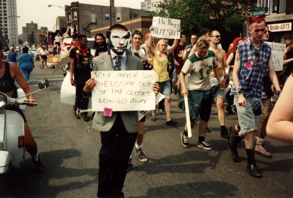 Le Queercore est très loin des représentations clichés des Gay Pride © Vues d'en face