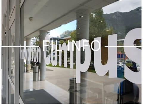 Grenoble école management, le Campus Gemlab sur la Presqu'île DR