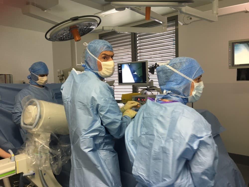 La Clinique Belledonne ne possède plus de service de chirurgie cardiaque. © Chuga