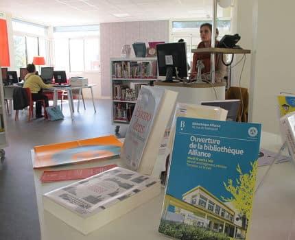 L'ex-bibliothèque Alliance vient de rouvrir sous forme de tiers lieu. Sa convivialité fait l'unanimité, moins les moyens dédiés à son fonctionnement.