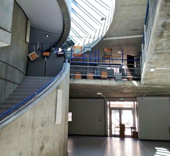 Les jours se suivent et se ressemblent à l'université Grenoble-Alpes où une occupation succède à une autre, contre la réforme de l'accès à la fac.