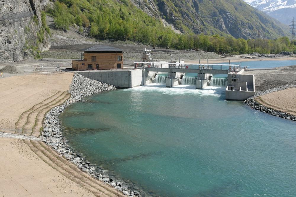 La privatisation des barrages, un marqueur négatif dans la lutte pour la transition énergétique ? © EDF - C.Huret