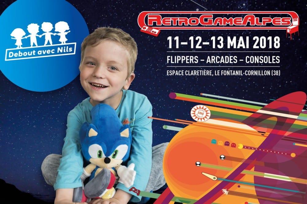 Un festival en soutien à l'association Debout avec Nils.