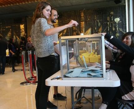 Dépouillement votation citoyenne - dernier vote © Florent Mathieu - Place Gre'net
