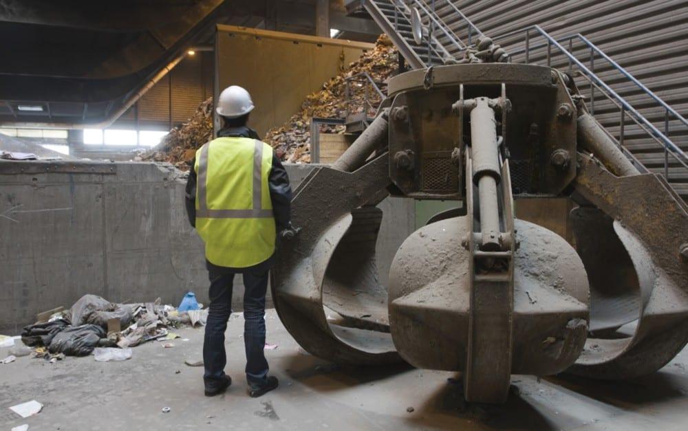L'usine Athanor est appelée à évoluer face au changement de mode de traitement des déchets © Grenoble-Alpes Métropole