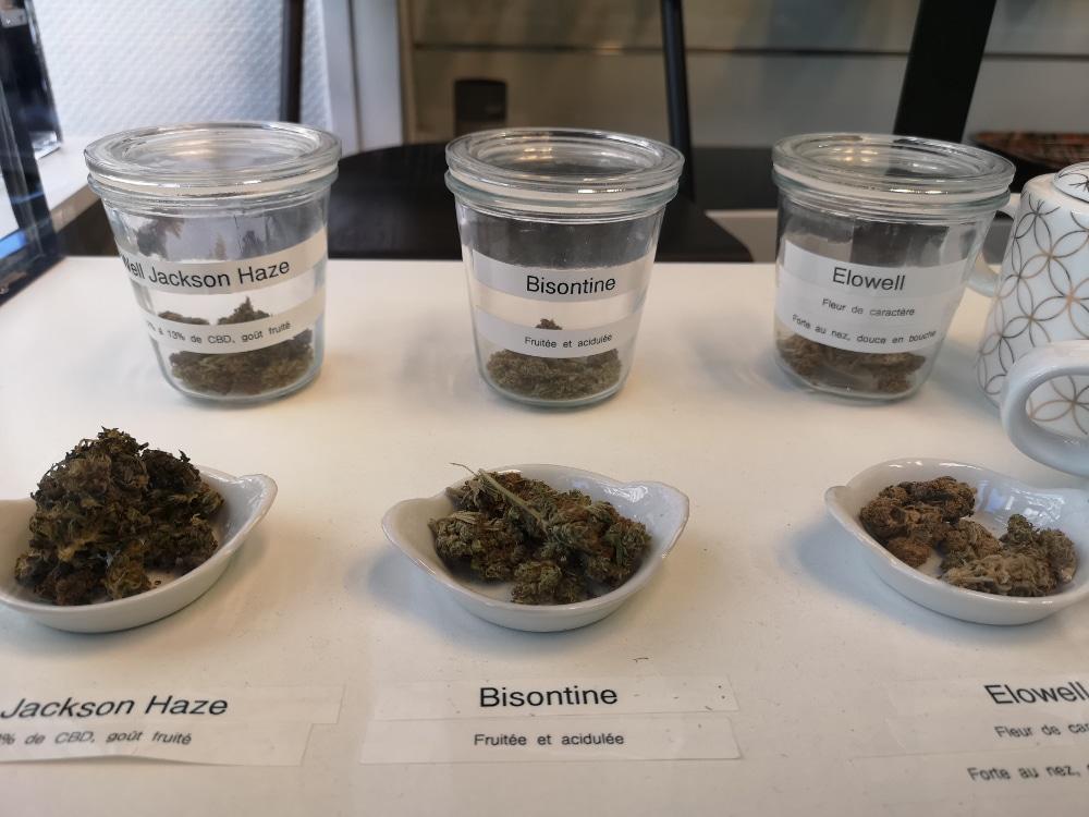 Du cannabis légal car dénué de sa molécule active ? C'est déjà trop pour la ministre de la Santé. © Joël Kermabon - Place Gre'net