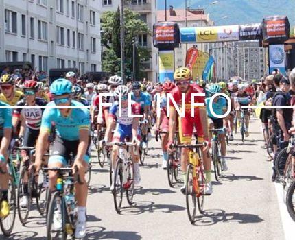 Critérium du Dauphiné 2018 étape Grenoble-Valmorel le 8 juin 2018. © Élisa Montagnat