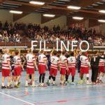 Après avoir obtenu le feu vert des instances du handball français, le Grenoble - Saint-Martin-d'Hères-Guc jouera bien en deuxième division lors de la saison 2018-2019. © GSMH-Guc