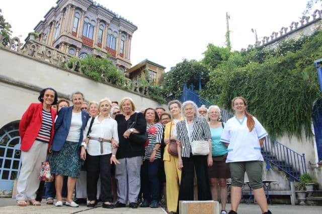 Aux portes de Grenoble, la Casamaures ouvre ses portes aux visiteurs jusqu'au 30 juin, du mardi au samedi.