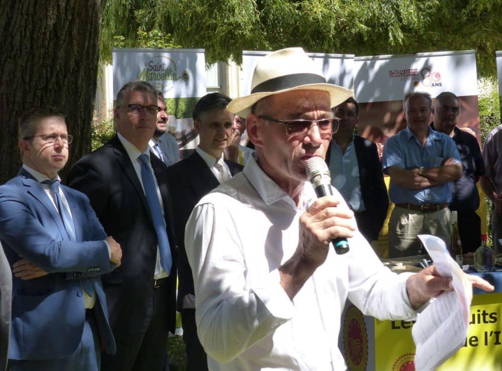 Pascal Denolly dit espèrer que les élus sauront « s effacer » pour laisser  la a9a71e5e3103