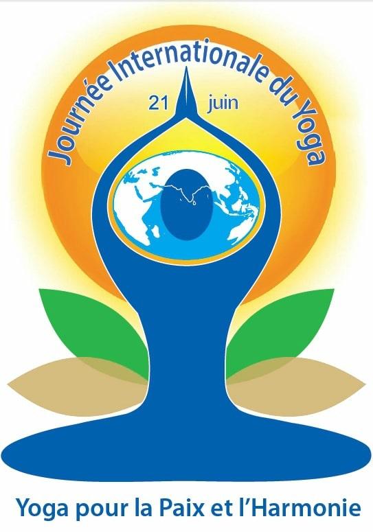 Visuel Journée internationale du Yoga. DR