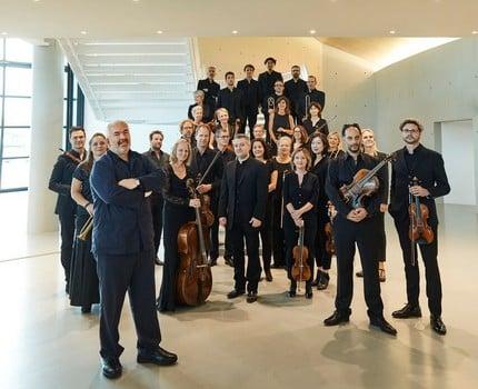 Les Musiciens du Louvre avec Marc Minkowski © Benjamin Chelly