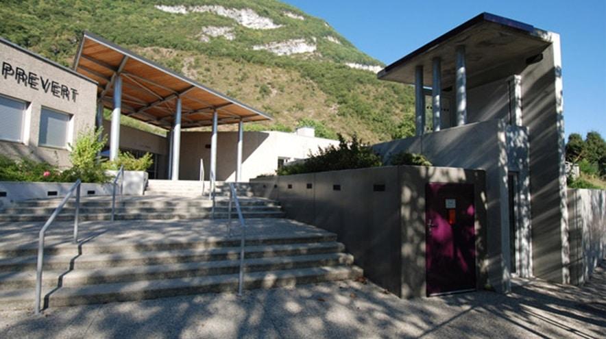 Lycée Jacques Prévert Fontaine © Lycée Jacques Prévert