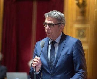 Michel Savin, sénateur de l'Isère