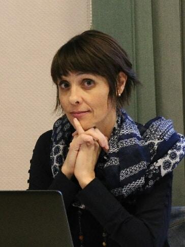 Karine Reboul - directrice du Sicsoc de Brignoud