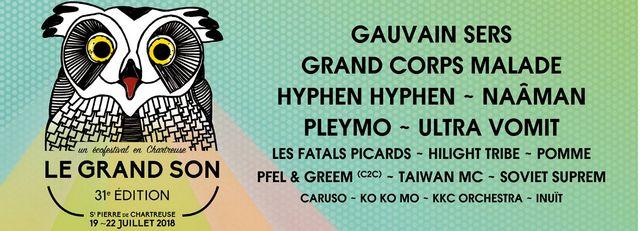 UNE - Festival le Grand Son 31ème édition