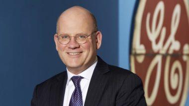 John Flannery, le PDG de General Electric. DR