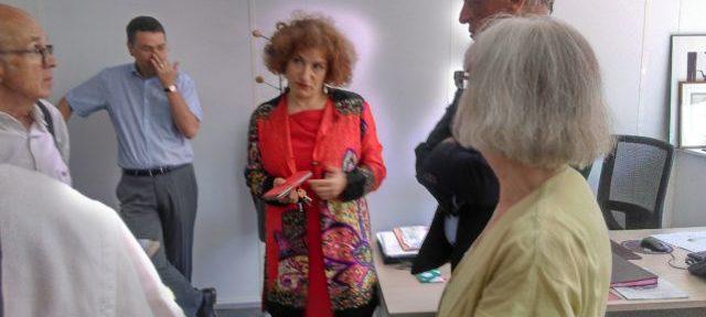 Isabelle Rueff, directrice générale de l'Opac38. Crédit photo : Samuel Ravier