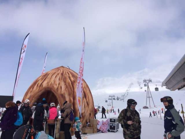 80 ans Noix de Grenoble Alpe d'Huez