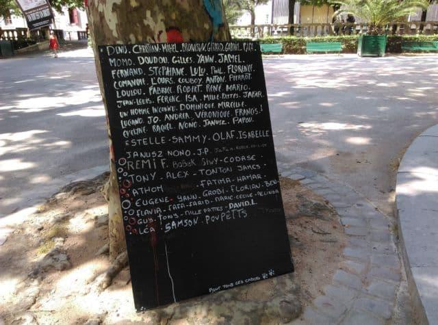 Cérémonie Morts de rue Grenoble 3 juillet 2018 (4)