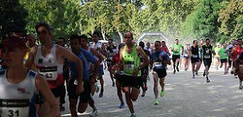 Edition 2017 de Courir à Grenoble avec les épreuves des 10 km et de La Grenobloise de 5 km DR