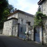 Le prieuré et école hors-contrat St-Pierre-Julien-Eymard de Meylan © Édouard Merlo
