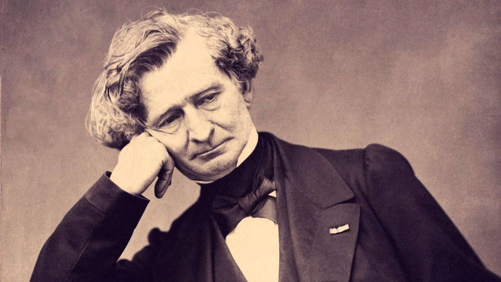 Hector Berlioz. DR
