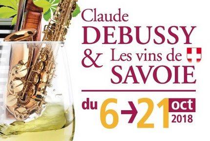 La 24e édition du festival Vin & Musique Le Millésime se tient à Grenoble et sur le territoire de la Métropole du 6 au 21 octobre 2018.