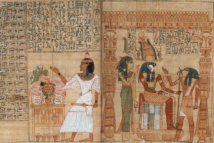 Du 25 octobre 2018 au 27 janvier 2019, le Musée de Grenoble consacre une exposition à celles et ceux qui servaient les dieux d'Égypte voilà 3000 ans.