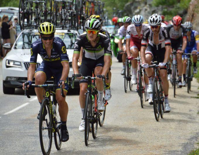 Le Tour de France ne fera pas étape en Isère l'année prochaine. © Archive Laurent Genin