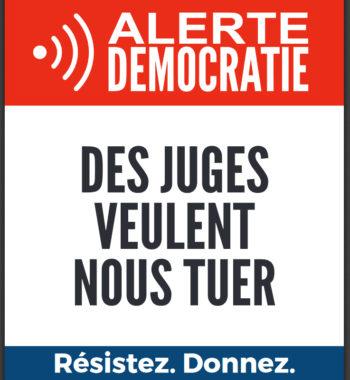 Le tract qui sera distribué sur les marchés. © Rassemblement national Isère