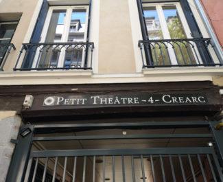 Le Petit théâtre du Créarc. © Joël Kermabon - Place Gre'net