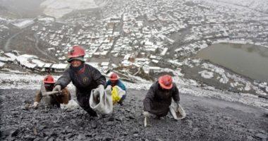 La Rinconada, au Pérou, où vivent près de 50 000 habitants à plus de 5000 m d'altitude © HP2