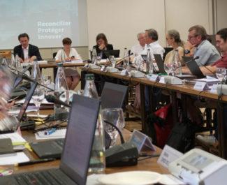 Conseil municipal du 9 juillet 2018. © Joël Kermabon - Place Gre'net
