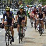 La capitale des Alpes n'a pas été retenu pour figurer au tracé du Tour de France 2019. La Ville de Grenoble l'a confirmé mardi 16 octobre.Près du barrage du Chambon en 2017. © Laurent Genin