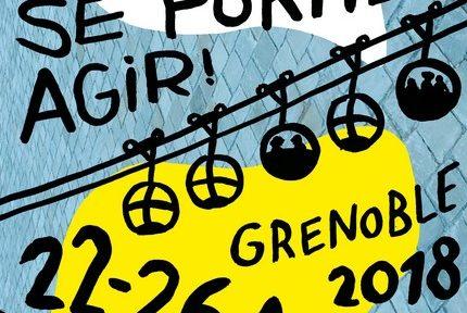 L'université d'été des mouvements sociaux et citoyens, portée par Attac et le Crid, se déroule à Grenoble du 22 au 26 août 2018.