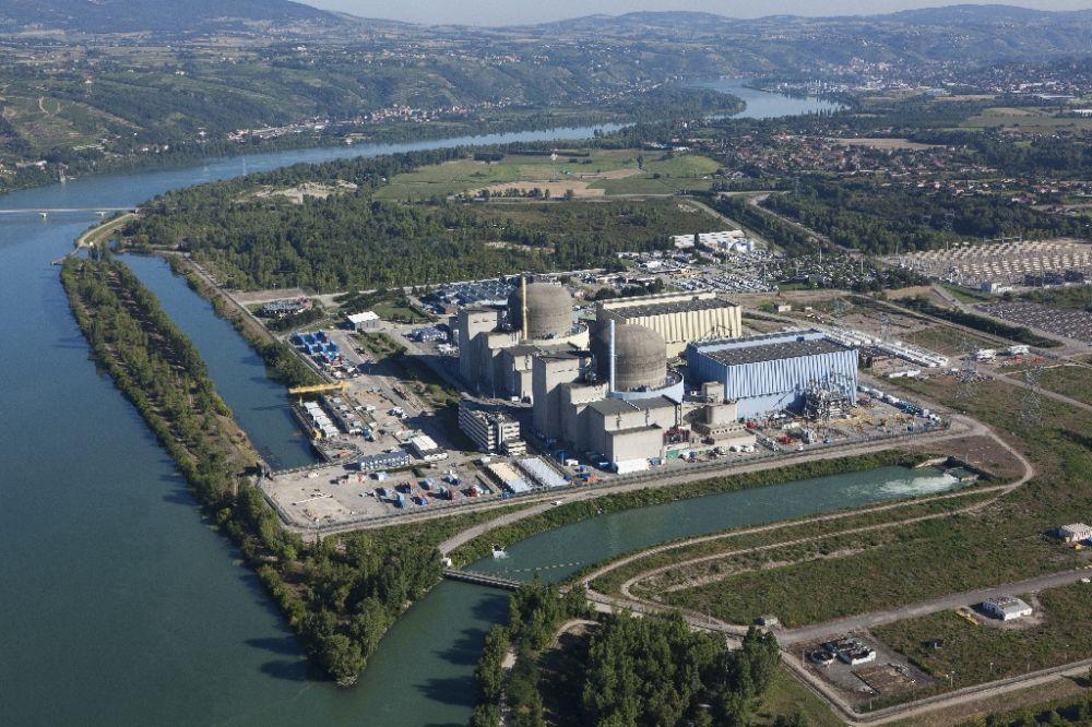 Centrale nucléaire de Saint-Alban © EDF