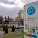Coronavirus : cinq patients britanniques hospitalisés au CHU Grenoble-AlpesChuga Hopital Grenoble © Florent Mathieu - Place Gre'net