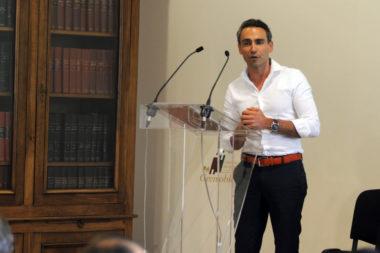David Roguet bâtonnier de Grenoble 2018 © Ordre des avocats Grenoble